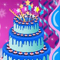 игры торт для 2012 года