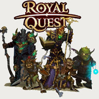 Royal Quest. Игра онлайн.