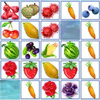 маджонг фрукты играть онлайн