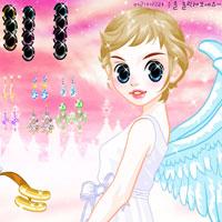 Игры Винкс Макияж angel