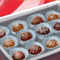 игры готовить конфеты